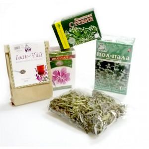 Фиточаи, травы