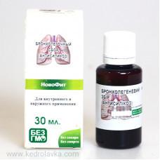 БРОНХОЛЕГОЧНЫЙ СБОР (антисиликоз) экстракт 30мл