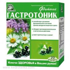 Фиточай №60 «Гастротоник» 20 ф/п х 1,5 г