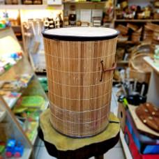 Короб для белья из бамбука