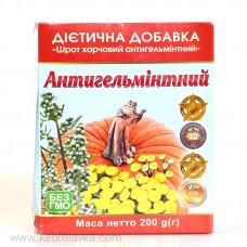 Шрот антигельминтный 200гр