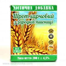 Шрот зародышей пшеницы 200гр